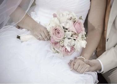 Bruidsjurk van Shutterstock