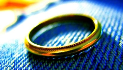 Gouden ring Freeimages Bethany Carlson