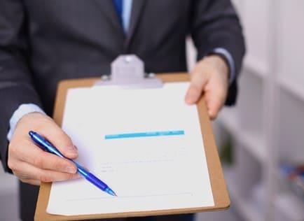Document tekenen