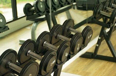 Sportschoolgewichten