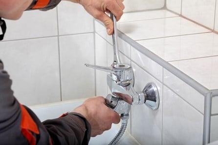Badkamer aanleg